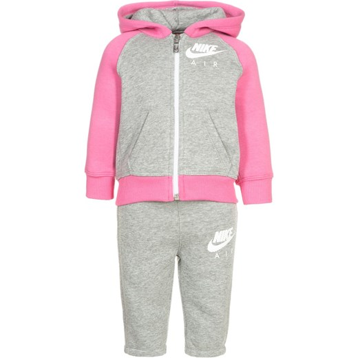 c99c9e950c Nike Performance Dres dark grey heather pinksicle zalando bialy  abstrakcyjne wzory ...