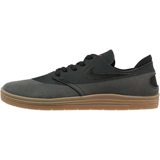 sale retailer 0142d c88e6 ... Nike SB LUNAR ONESHOT Tenisówki i Trampki black zalando brazowy  ocieplane .. ...