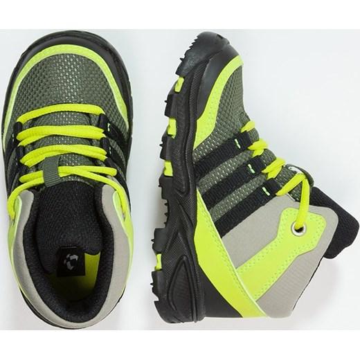 buy popular 4c4d5 d8534 ... adidas Performance AX2 MID Buty trekkingowe tech beigecore blacksemi  solar yellow zalando ...