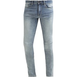 New Look SUPER SKINNY Jeansy Slim fit blue