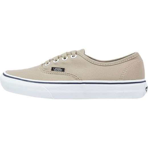 vans authentic beżowe