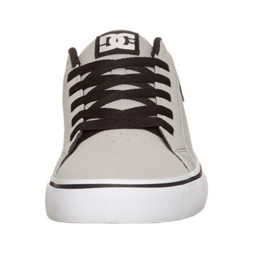 8ceb4edf ... DC Shoes COURT VULC Buty skejtowe grey/black zalando szary sztuczna ...