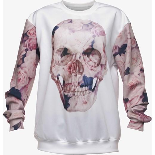0b52ac8d7027 ... Bluza Fullprint Skull n Roses magiazakupow-com rozowy bluza
