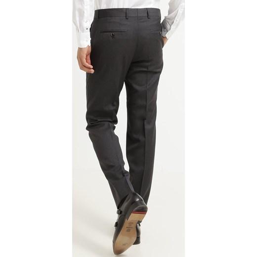 2287cf5296bff ... Tommy Hilfiger Tailored RHAMES Spodnie garniturowe grey zalando szary  wełna