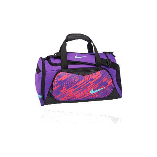 936d9a5580b29 torba sportowa Nike deichmann fioletowy materiałowe w Domodi