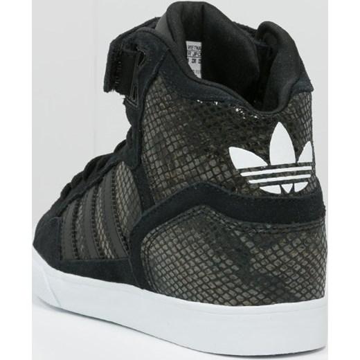adidas Originals EXTABALL Tenisówki i Trampki wysokie czarny zalando szary abstrakcyjne wzory