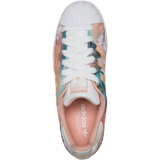 Adidas Originals Superstar tenis ó WKI me trampki polvo rosa / blanco / polvo