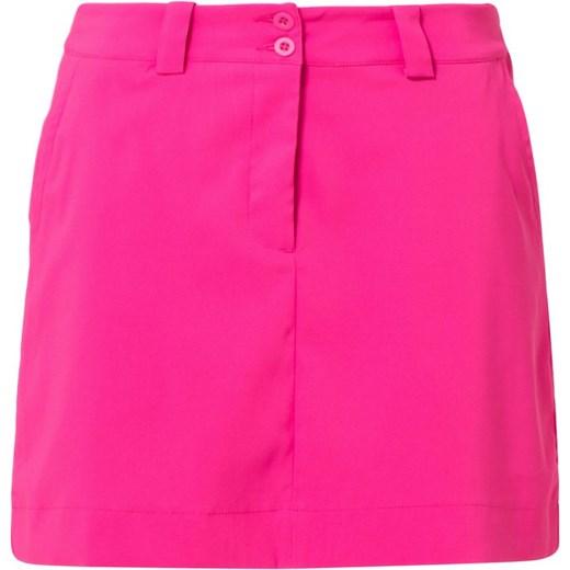 56339f0a Nike Golf TECH Spódnica sportowa hot pink zalando rozowy abstrakcyjne wzory