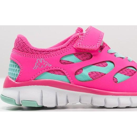 802b91af Kappa FOX Obuwie treningowe light pink/ice zalando rozowy fitness w Domodi