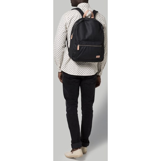 3998f6fab8550 ... Levi's® Plecak regular black zalando czarny podszewka ...