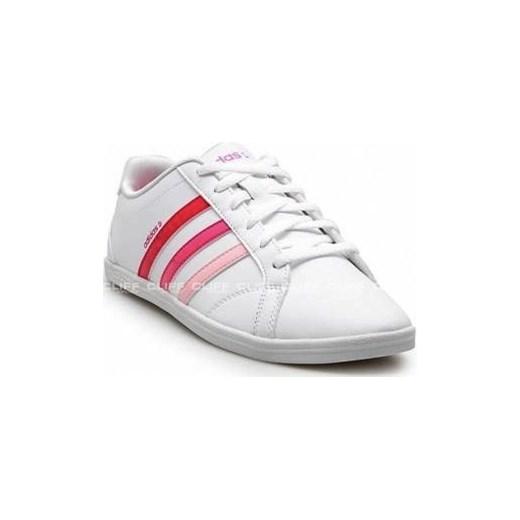 buty damskie adidas neo białe