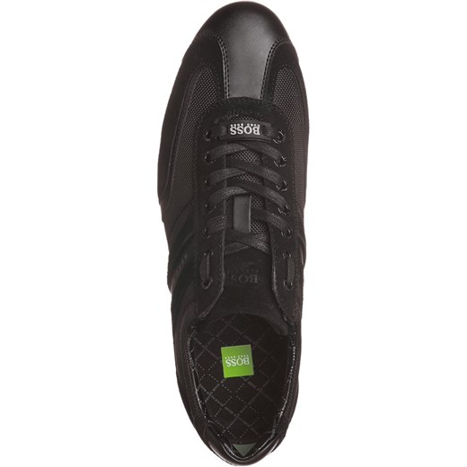 943b173a516e2 BOSS Green STIVEN Tenisówki i Trampki black zalando czarny elegancki ...