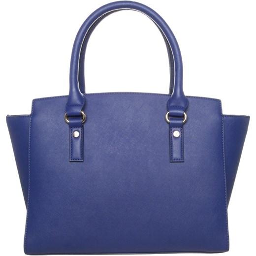 7eba58d6e0ebe Benetton Torebka dark blue zalando niebieski abstrakcyjne wzory w Domodi
