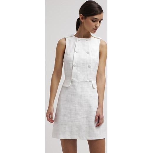 4f7287d33f ... Topshop MAJORETTE Sukienka etui cream zalando bialy materiałowe ...