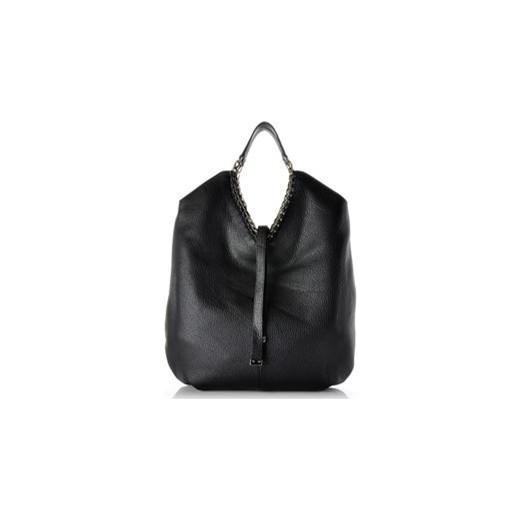 cc57f053c701a Furla Idol duża torba worek royal-point czarny duży w Domodi