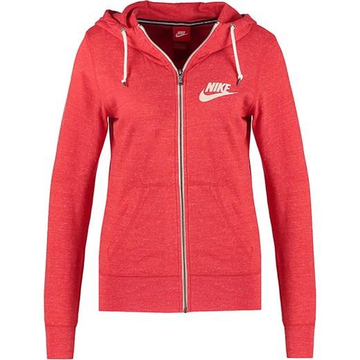 39d6148fd Nike Sportswear GYM Bluza rozpinana daring red zalando abstrakcyjne wzory  ...