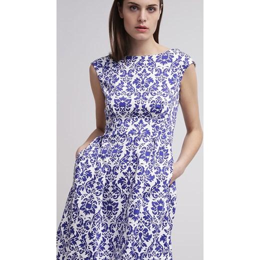 3d7a39754470ca ... Closet Sukienka letnia blue white zalando abstrakcyjne wzory ...