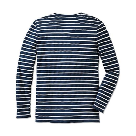 6354e44cfd56 ... Koszulka z długim rękawem tchibo szary T-shirty męskie z długim rękawem  ...