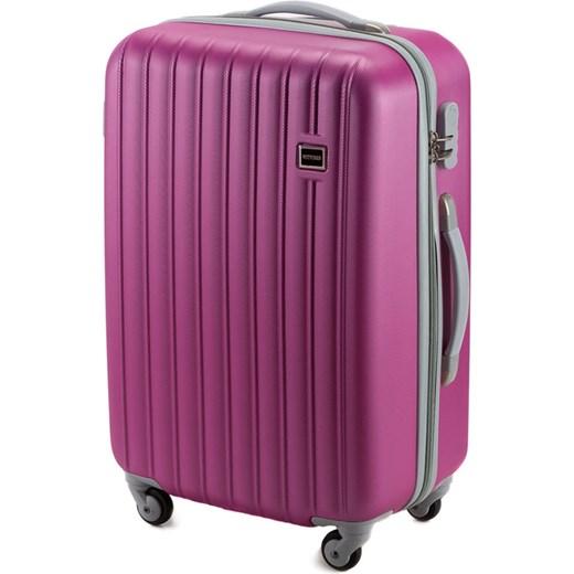 50cbef54fae10 ... 56-3-64X-35 Komplet walizek na kółkach wittchen fioletowy damskie ...
