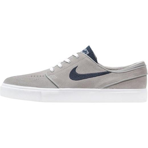 Nike SB ZOOM STEFAN JANOSKI Tenisówki i Trampki medium grey obsidian white  zalando Niskie ... 31ab36270ac91
