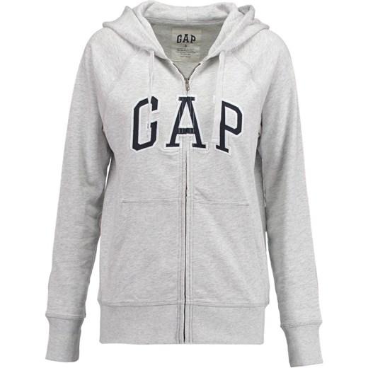 bluza gap damska z kapturem rozpinana