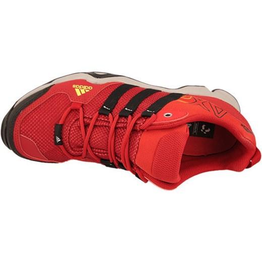 BUTY ADIDAS MĘSKIE AX2 D67191 yessport pl czerwony grawer