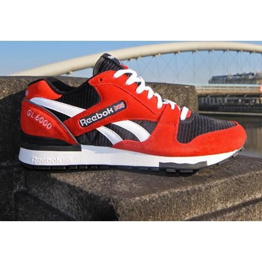 BUTY REEBOK GL 6000 M45927 sneakerstudio pl czerwony klasyczny