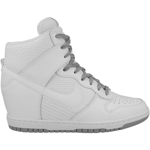 sneakers for cheap 47e35 a111c ... buty sneakersy nike dunk sky hi essential 644877 102 sneakerstudio pl  szary damskie