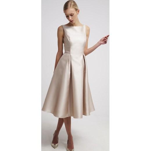 c4ead47628 ... Adrianna Papell Sukienka koktajlowa champagne zalando bezowy na wesele