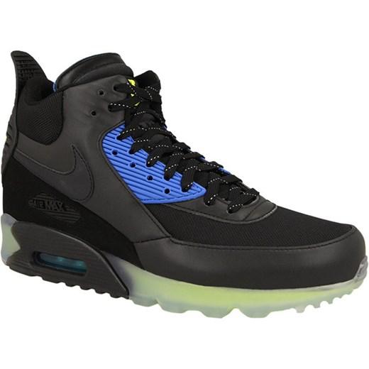 SNEAKER NIKE AIR MAX 90 SNEAKERBOOT ICE 684722 001 sneakerstudio pl zielony Sneakersy męskie