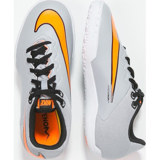 ... Nike Performance HYPERVENOM PRO IC Halówki wolf grey total  orange white black zalando ... 36d3a37d8a