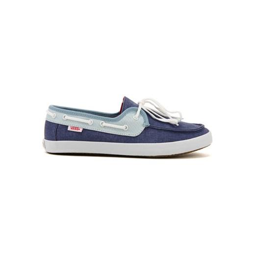 buty vans damskie niebieskie