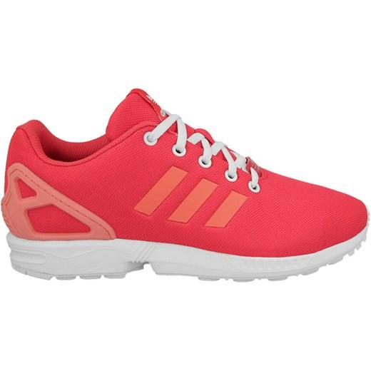 adidas zx flux damskie czerwone