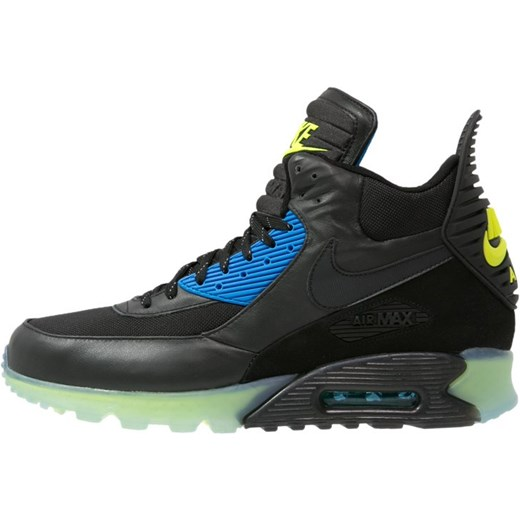 innovative design f1156 aa0de Nike Sportswear AIR MAX 90 SNEAKERBOOT ICE Tenisówki i Trampki wysokie black  dark ash  ...