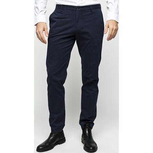 1c365a3ce2dd6 Spodnie męskie - Tommy Hilfiger Tailored William czarny ANSWEAR.com ...