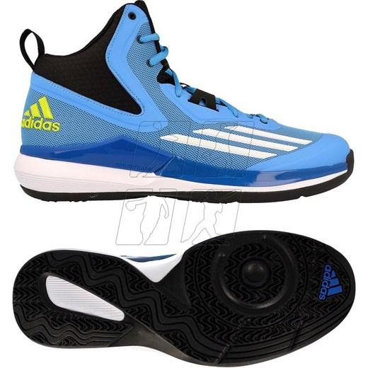983662d8d8dbd Buty koszykarskie adidas Title Run M S84204 Q1 hurtowniasportowa_net czarny  ...