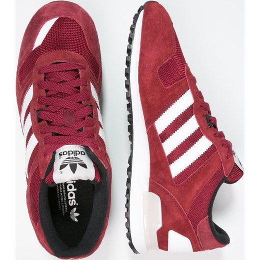 check out 333f6 e6317 ... france adidas originals zx 700 tenisówki i trampki collegiate burgundy white  zalando czerwony lato 30eca e1437