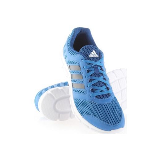 0330c4b4f adidas Buty do biegania Breeze 101 2 M B40888 spartoo niebieski męskie w  Domodi