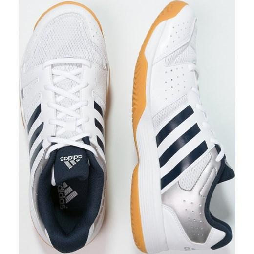 adidas Performance LIGRA 3 Obuwie do siatkówki whitecollegiate navytech silver metallic zalando szary Buty męskie