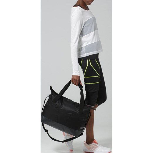 0d20dca297e61 ... czarny fitness  Reebok Torba sportowa black zalando bialy poliester
