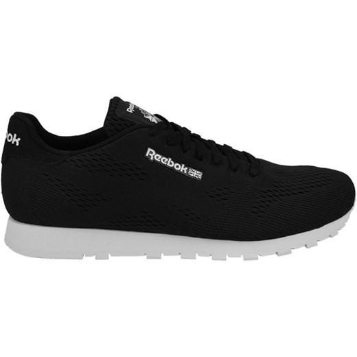 BUTY SNEAKERSY REEBOK CLASSIC RUNNER V62610 sneakerstudio pl szary do biegania męskie
