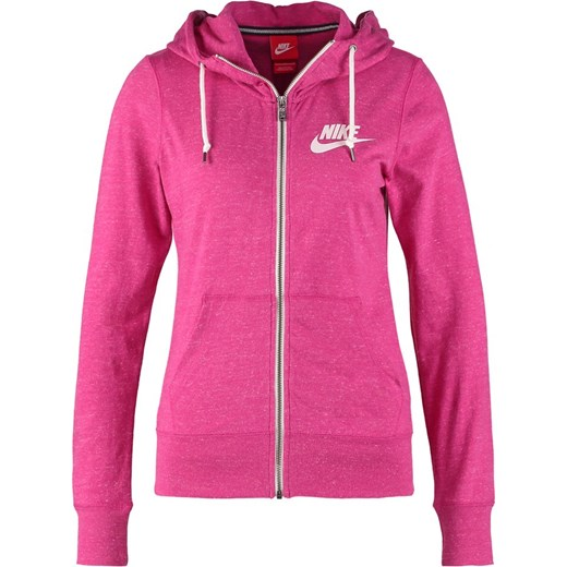 Różowa bluza rozpinana Nike