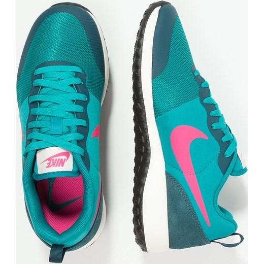 ... Nike Sportswear ELITE SHINSEN Tenisówki i Trampki radiant emerald/pink  fluo/midnight teal/ ...