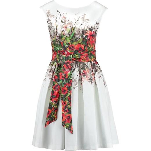 190839e771 Closet Sukienka letnia white zalando brazowy bawełna w Domodi