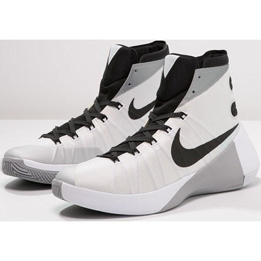 menos Árbol genealógico esquina  Nike Performance HYPERDUNK 2015 Obuwie do koszykówki white/black/wolf grey  zalando bialy Buty męskie w Domodi