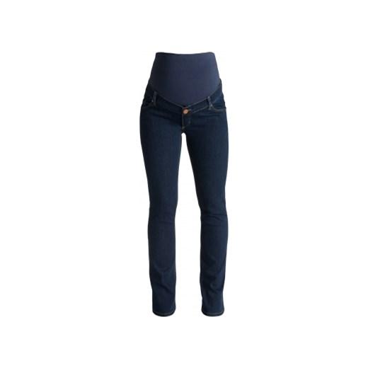 c359b398aff804 NOPPIES Spodnie dla kobiet w ciąży jeans TAMAR dark wash pinkorblue-pl  czarny bawełna ...