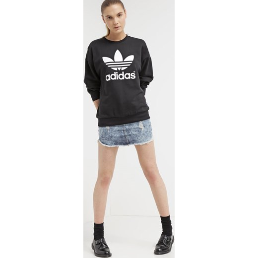 bluzy adidas damskie czarne