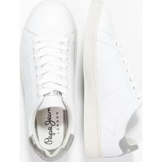 Pepe Jeans CLUB PLAIN Tenisówki i Trampki white zalando abstrakcyjne wzory