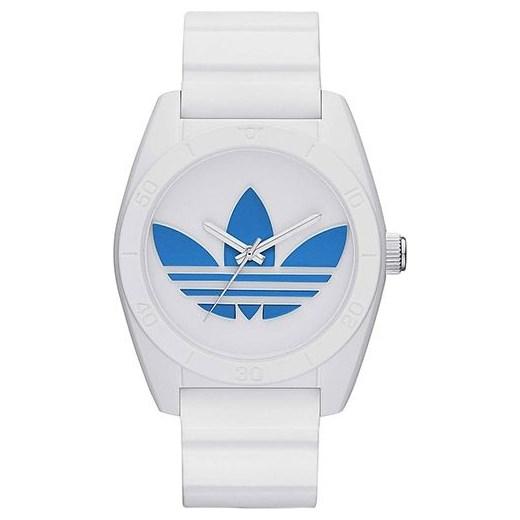 ec3b651c6693c Zegarek damski Adidas Santiago ADH2921 minuta-pl niebieski Zegarki damskie
