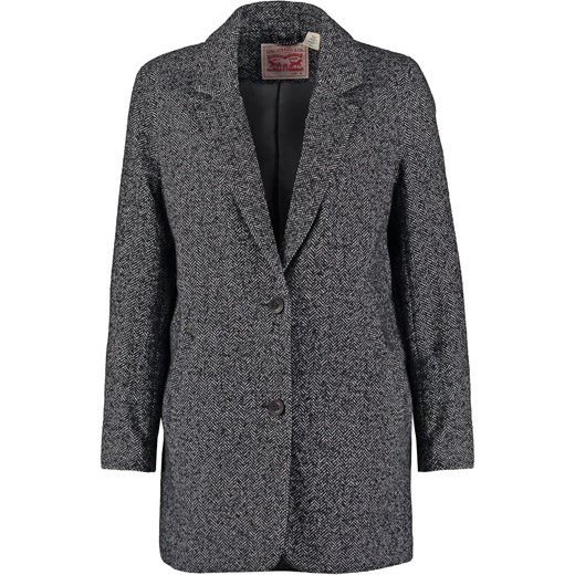 716e3f401 Levi's® Płaszcz wełniany /Płaszcz klasyczny black zalando szary casual ...